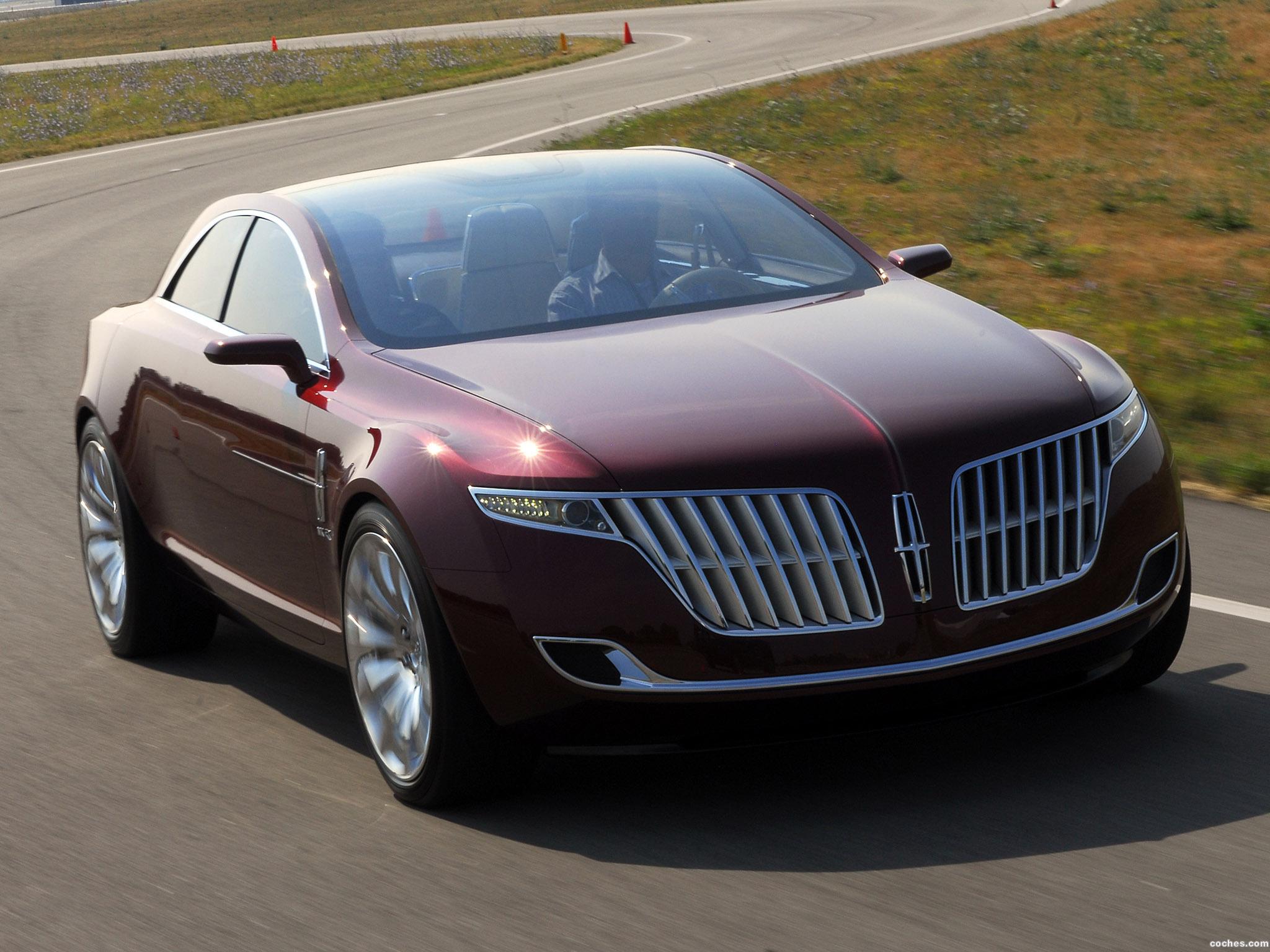 Foto 0 de Lincoln MKR Concept 2007