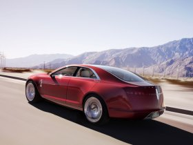 Ver foto 6 de Lincoln MKR Concept 2007