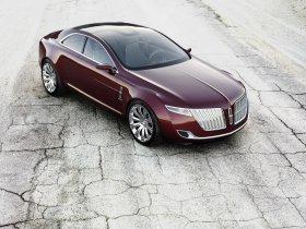 Ver foto 5 de Lincoln MKR Concept 2007