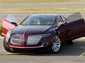 Ver foto 4 de Lincoln MKR Concept 2007