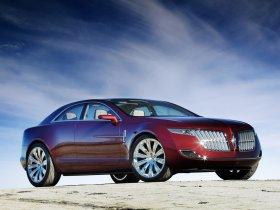Ver foto 10 de Lincoln MKR Concept 2007