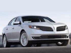 Ver foto 7 de Lincoln MKS 2012