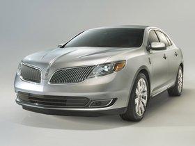 Ver foto 2 de Lincoln MKS 2012