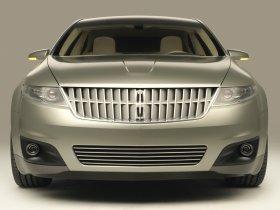 Ver foto 3 de Lincoln MKS Teaser 2006