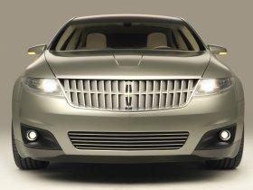 Ver foto 2 de Lincoln MKS Teaser 2006