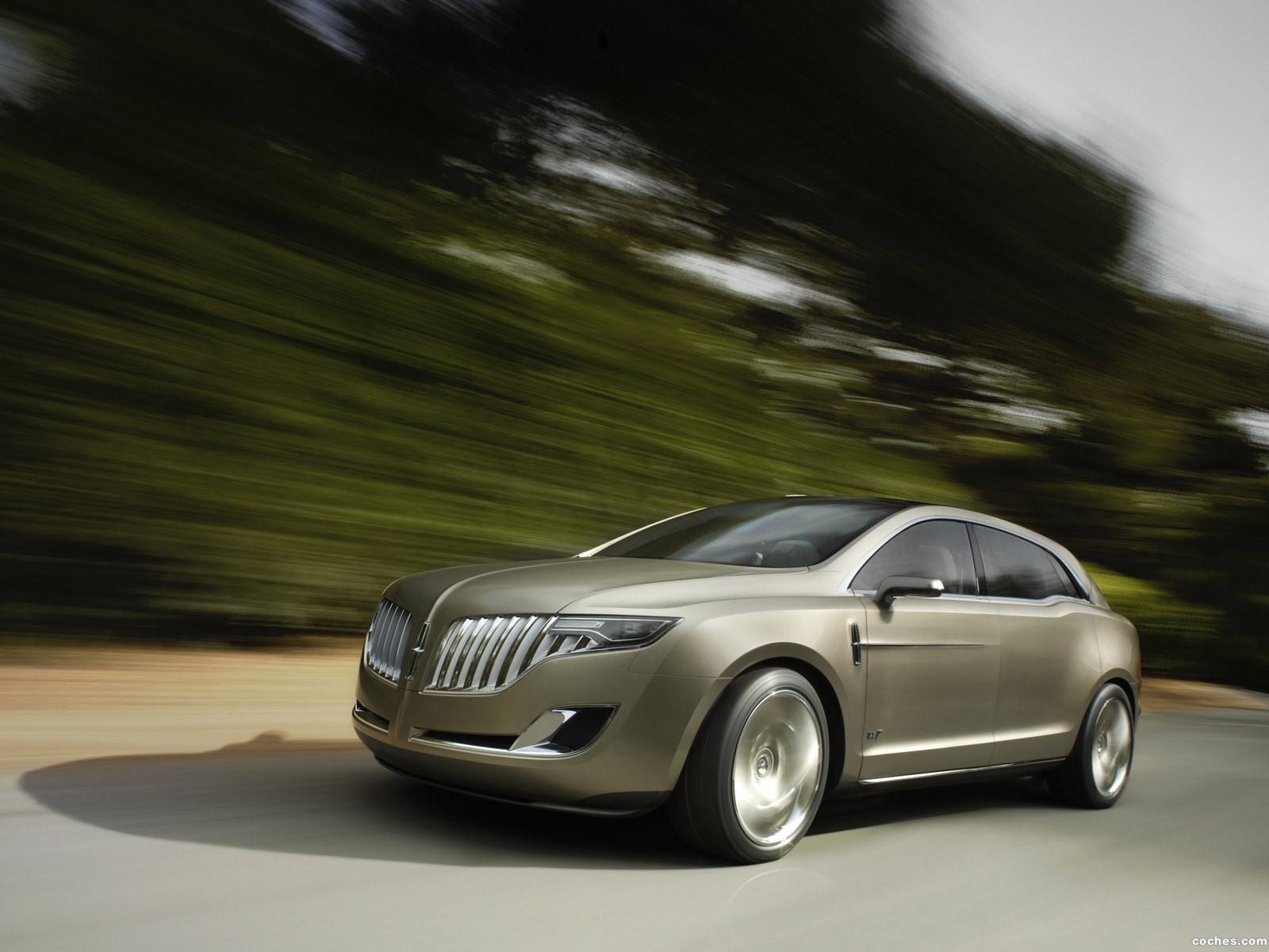 Foto 0 de Lincoln MKT Concept 2008