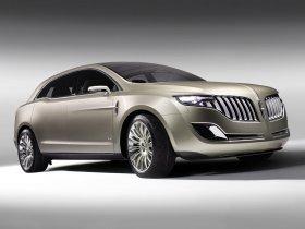 Ver foto 8 de Lincoln MKT Concept 2008