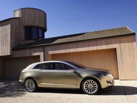 Ver foto 7 de Lincoln MKT Concept 2008