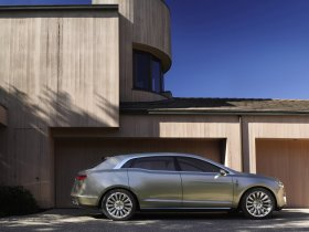 Ver foto 6 de Lincoln MKT Concept 2008