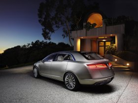 Ver foto 5 de Lincoln MKT Concept 2008