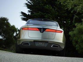 Ver foto 2 de Lincoln MKT Concept 2008