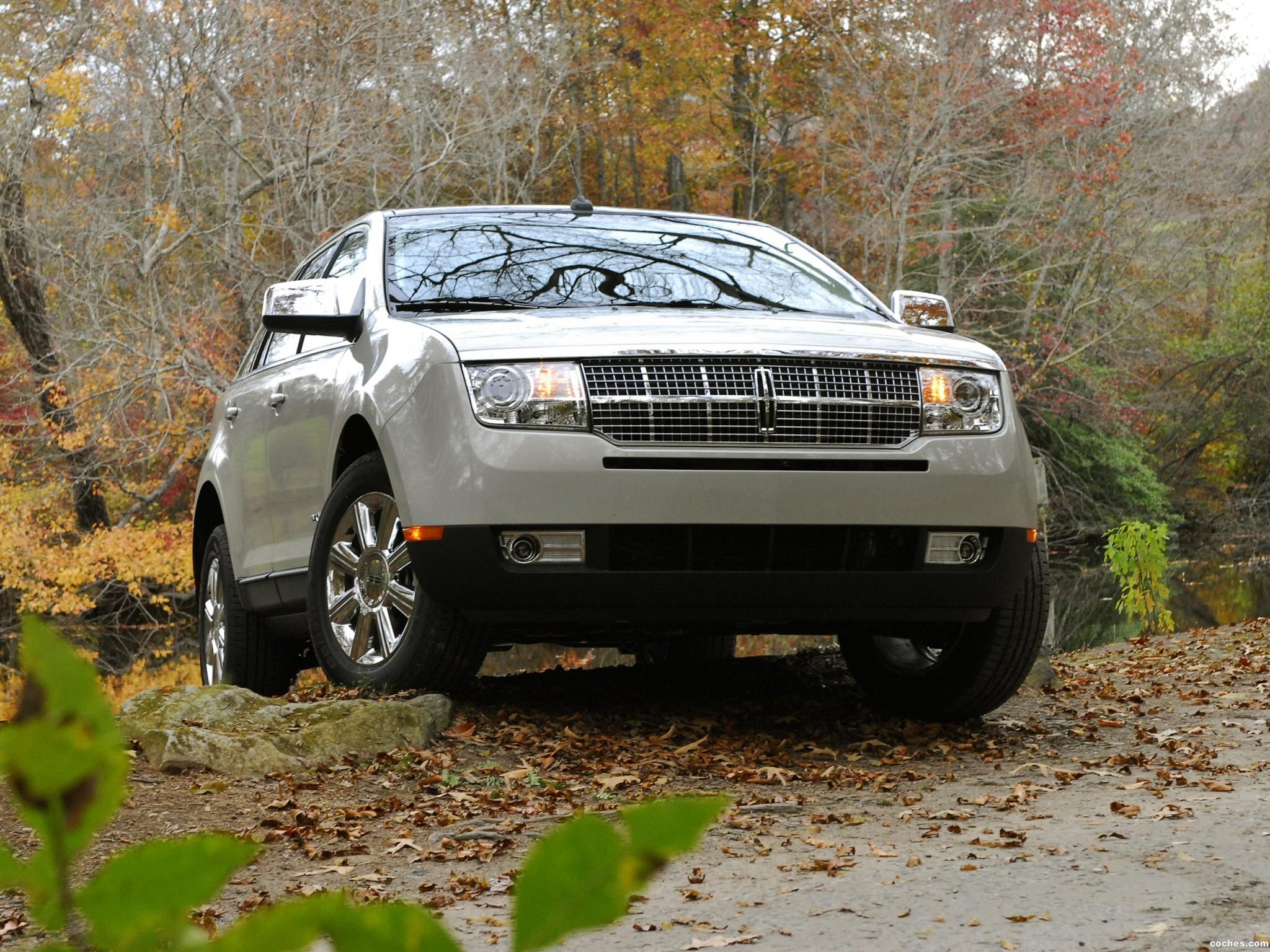 Foto 0 de Lincoln MKX Concept 2007