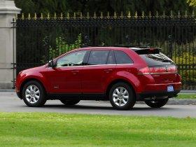 Ver foto 7 de Lincoln MKX Concept 2007