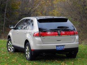 Ver foto 4 de Lincoln MKX Concept 2007