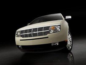 Ver foto 10 de Lincoln MKX Concept 2007