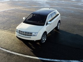Ver foto 9 de Lincoln MKX Concept 2007