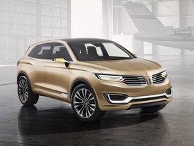 Ver foto 8 de Lincoln MKX Concept 2014