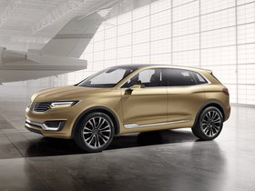 Ver foto 7 de Lincoln MKX Concept 2014