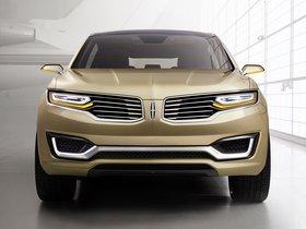 Ver foto 5 de Lincoln MKX Concept 2014