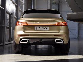 Ver foto 4 de Lincoln MKX Concept 2014