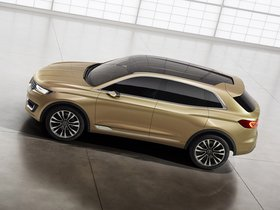 Ver foto 3 de Lincoln MKX Concept 2014