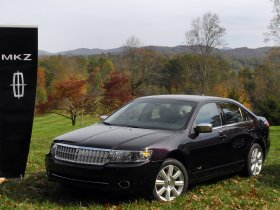 Ver foto 4 de Lincoln MKZ 2007