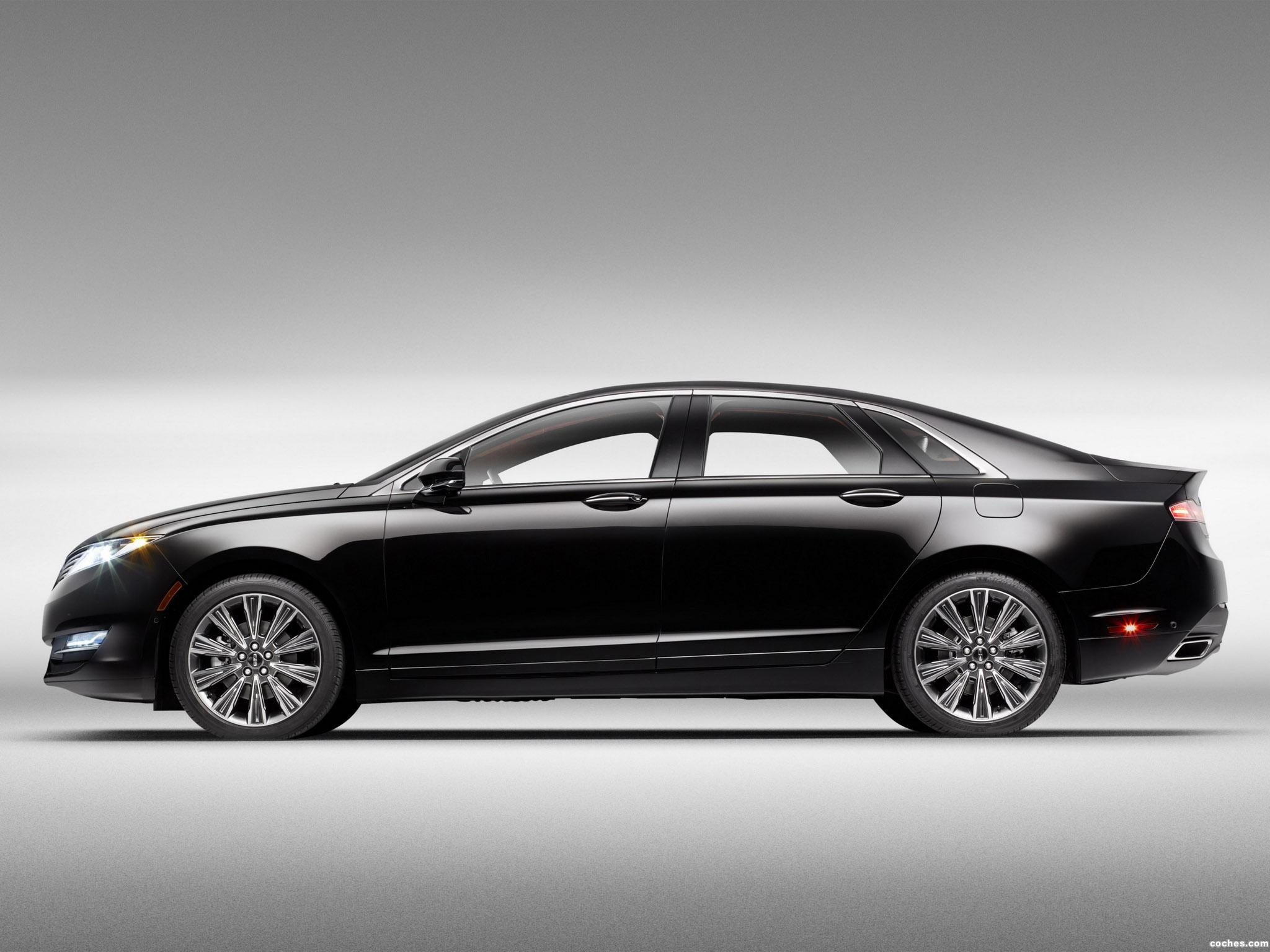 Foto 0 de Lincoln MKZ Black Label Center Stage Concept 2013
