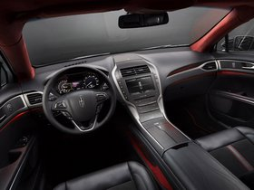 Ver foto 5 de Lincoln MKZ Black Label Center Stage Concept 2013