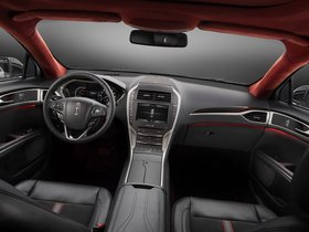 Ver foto 4 de Lincoln MKZ Black Label Center Stage Concept 2013