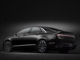 Ver foto 2 de Lincoln MKZ Black Label Center Stage Concept 2013