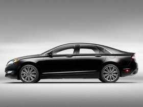 Ver foto 1 de Lincoln MKZ Black Label Center Stage Concept 2013