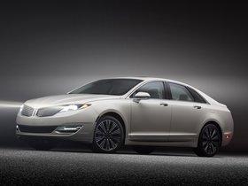 Ver foto 1 de Lincoln MKZ Black Label Modern Heritage Concept 2013