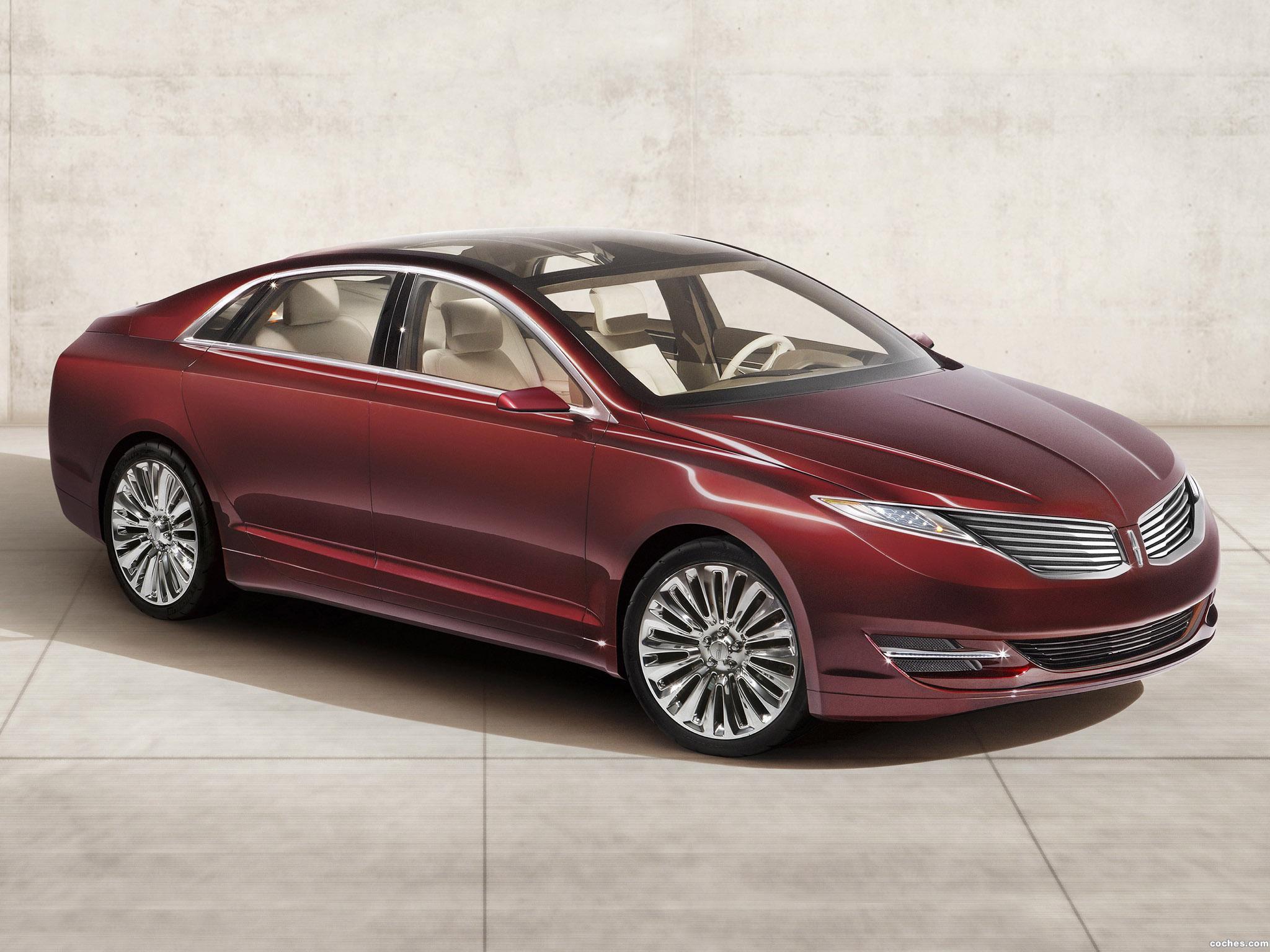 Foto 4 de Lincoln MKZ Concept 2012