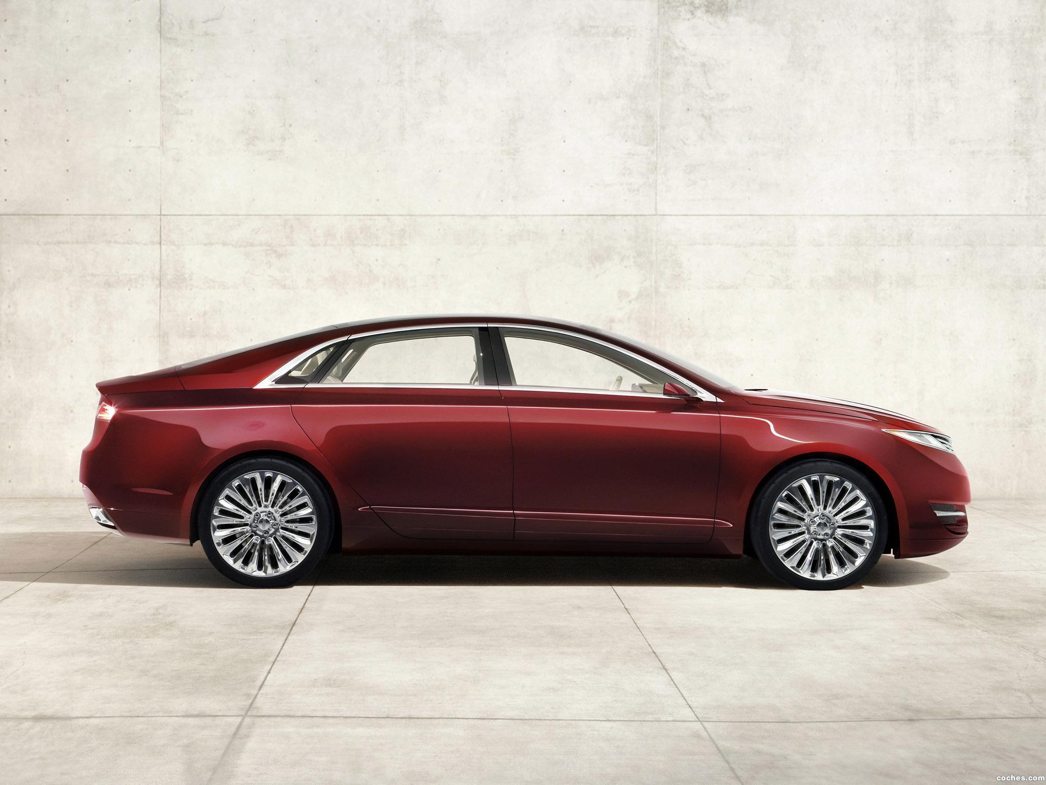 Foto 2 de Lincoln MKZ Concept 2012