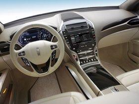 Ver foto 11 de Lincoln MKZ Concept 2012