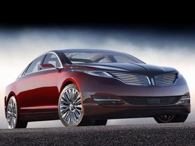 Ver foto 2 de Lincoln MKZ Concept 2012