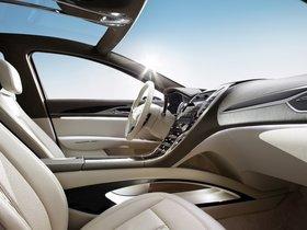 Ver foto 10 de Lincoln MKZ Concept 2012