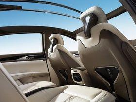 Ver foto 9 de Lincoln MKZ Concept 2012