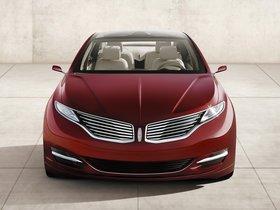 Ver foto 4 de Lincoln MKZ Concept 2012
