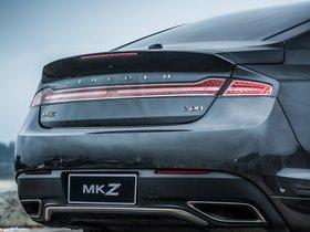 Ver foto 30 de Lincoln MKZ H China 2017
