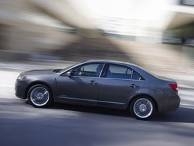 Ver foto 7 de Lincoln MKZ Hybrid 2010