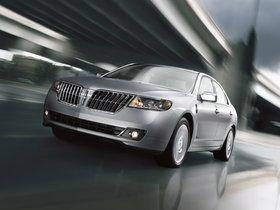 Ver foto 4 de Lincoln MKZ Hybrid 2010