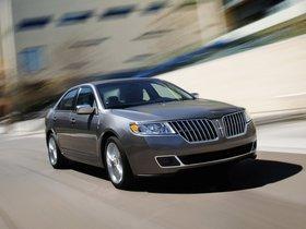 Ver foto 3 de Lincoln MKZ Hybrid 2010