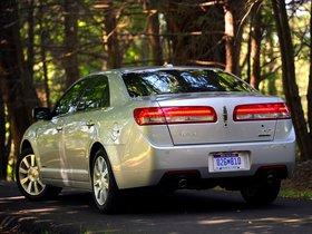 Ver foto 2 de Lincoln MKZ Hybrid 2010