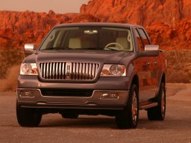 Ver foto 13 de Lincoln Mark LT 2005