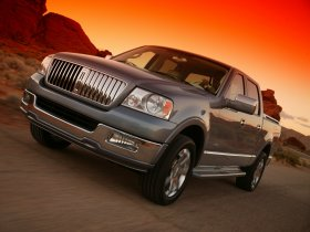 Ver foto 11 de Lincoln Mark LT 2005
