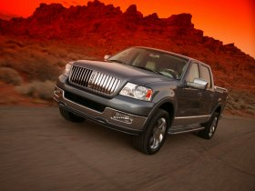 Ver foto 10 de Lincoln Mark LT 2005