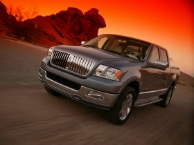 Ver foto 9 de Lincoln Mark LT 2005