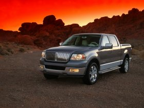 Ver foto 8 de Lincoln Mark LT 2005
