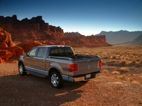 Ver foto 5 de Lincoln Mark LT 2005